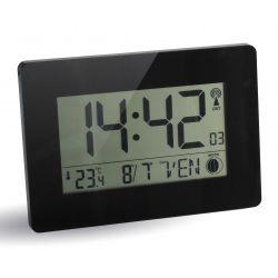 horloge calendrier radiocommandée