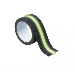 ruban adhésif antidérapant et fluorescent 300 x 5 cm
