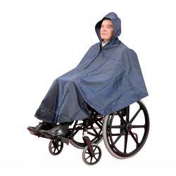 Poncho pour fauteuil roulant Homecraft