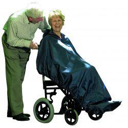 Imperméable pour fauteuil roulant Homecraft
