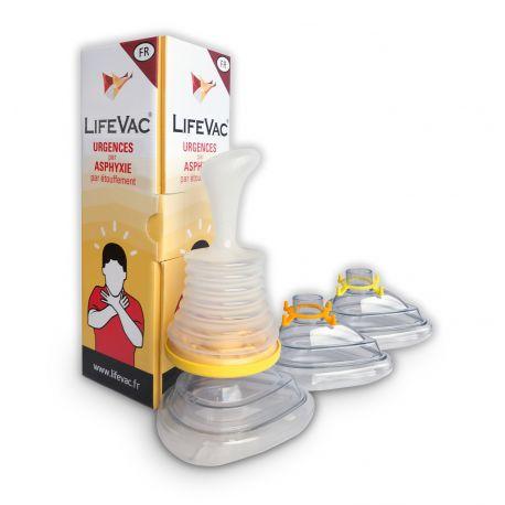LifeVac - Système anti-étouffement