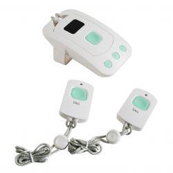 Système d'alerte sans fil multi résidents