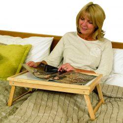 Plateau de lit en bois Homecraft