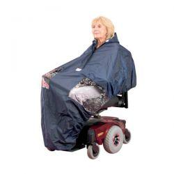 Imperméable pour fauteuil roulant électrique Homecraft