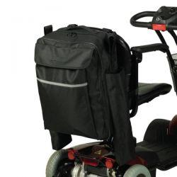 Sac pour fauteuil roulant électrique avec porte canne Homecraft