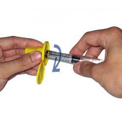 Collecteur pour aiguille de stylo à insuline