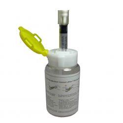 Flacon collecteur pour aiguilles de stylo à insuline