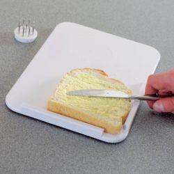 Planche à découper en plastique Homecraft (avec pics)