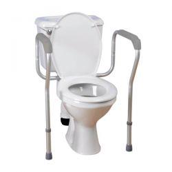 Cadre de toilettes Sécurité Homecraft