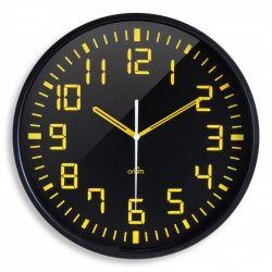 Horloge contraste silencieuse Ø 30 cm