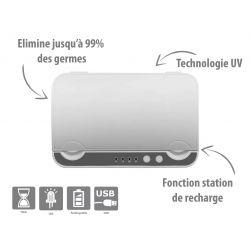 Boîtier de désinfection UV Nomade Boxy