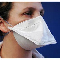 Masque Protection Respiratoire Hypoallergénique FFP2 - Boîte de 50