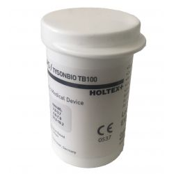 Bandelettes pour glucomètre TB100