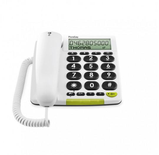 téléphone fixe doro phoneeasy 312cs