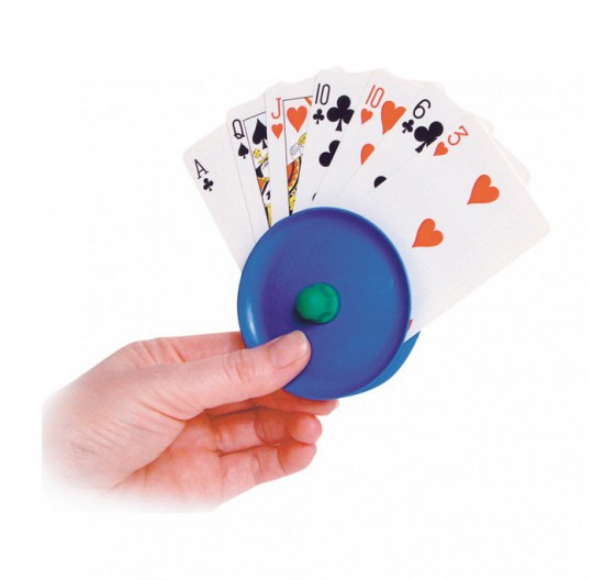 Supports de cartes rond - Lot de 4