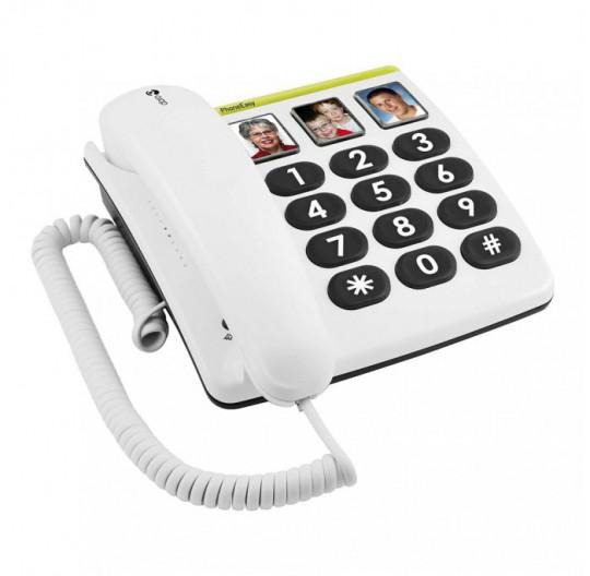 téléphone fixe doro phoneeasy 331ph