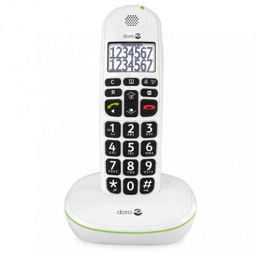 Téléphone fixe Doro PhoneEasy® 110