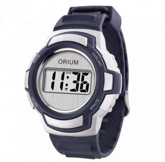 montre digitale parlante sport