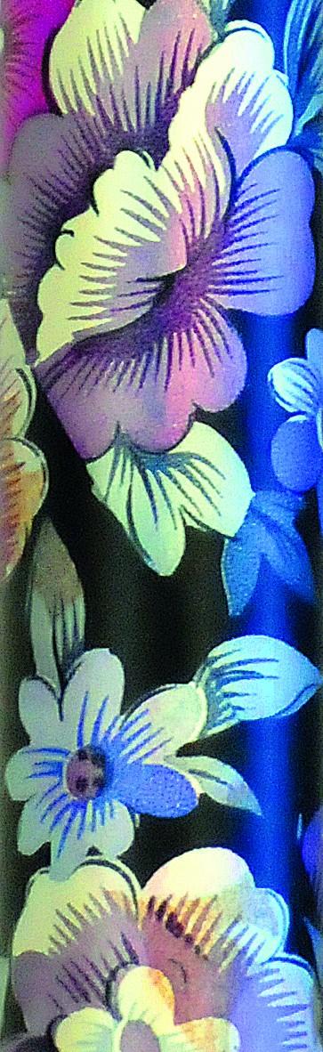 Brume fleurie